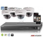 Hikvision IP szett