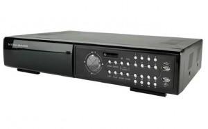biztonsági kamera rögzítő (DVR)