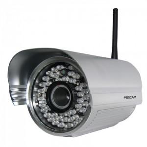 Kültéri időjárásálló IP kamerák