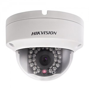 Hikvision DS-2CD2120 IP dome kamera