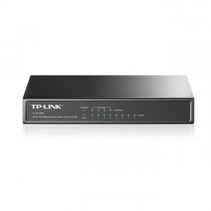 TP-Link TL-SF1008P PoE Switch (10/100Mbps; 8/4 PoE port; 53W)