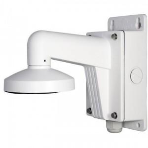 Hikvision DS-1272ZJ-120B fali konzol DS-2CD25x2 szériás IP kamerákhoz, alumínium, kötődobozzal
