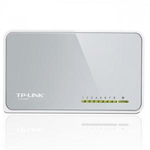 TP-Link TL-SF1008D Switch (10/100Mbps, 8 port)