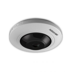 Hikvision DS-2CD2955FWD-IS IP Fisheye Dome kamera, beltéri, 5MP