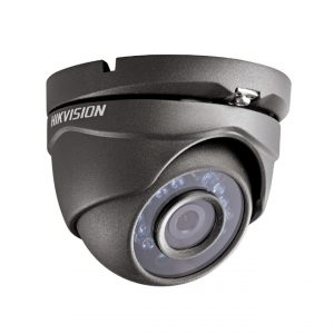 Hikvision DS-2CE56D0T-IRM fekete HD-TVI dome kamera