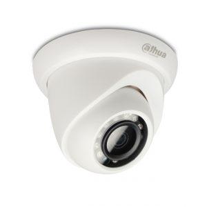 Dahua IPC-HDW1320S-S3 IP Turret Kamera, Kültéri 3MP, (2048X1536) Felbontás, Fix 3,6mm, vagy, 6mm-es Lencsével