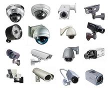 Térfigyelő kamera típusok