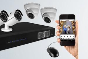 AHD kamera rendszerek