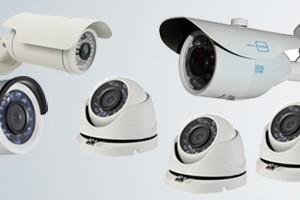 AHD kamerák
