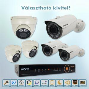 Spektrum Novus Full HD AHD kamera rendszer