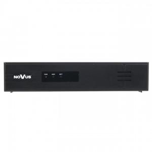 Novus NVR-3404POE 4 csatorna rögzitő