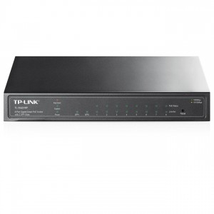 TP-Link TL-SG108PE Easy Smart PoE Switch (10/100/1000Mbps, 8/4 PoE port; 55W)