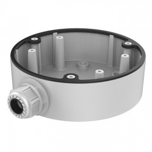Hikvision DS-1280ZJ-DM21 kötődoboz DS-2CD27xx, DS-2CD41xx szériás dome kamerákhoz