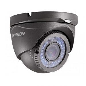 Hikvision DS-2CE56D1T-VFIR3 fekete HD-TVI dome kamera