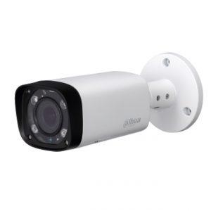 Dahua IPC-HFW2221R-VFS-IRE6 IP Bullet kamera, kültéri, 2MP, 2,7-12mm,