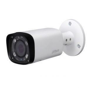 Dahua IPC-HFW2221R-VFS-IRE6 IP Bullet kamera kültéri, 2,1 MP Felbontás, Varifokális, (2,7 -12mm) Motoros Lencsével