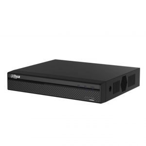 Dahua HCVR7108H-4M HDCVI DVR, 8 port, 4MP/120fps, 1080P/200fps, 1x Sata, HDMI, Audio