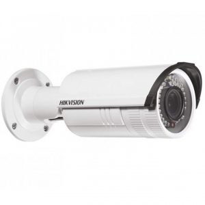 Hikvision DS-2CD2620F-IS IP Bullet kamera, kültéri, 2MP, 2,8-12mm, IP66, IR30m