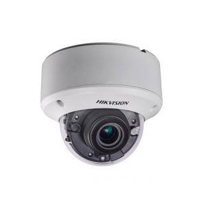 Hikvision DS-2CE56F7T-AVPIT3Z Dome HD-TVI kamera, kültéri, 3MP, 2,8-12mm(motor)