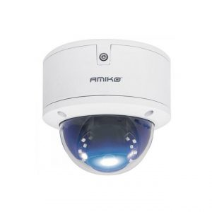 Amiko DH20P400MF POE FULL HD IP Dome Kamera, 4MP, (2688X1520) Felbontás, Varifokális: (2,8-12mm), Lencsével
