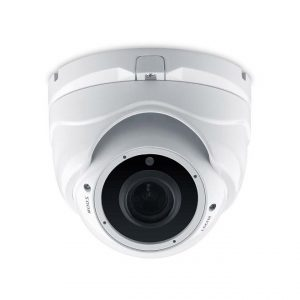 Amiko D30M400MFZOOM POE FULL HD IP Dome Kamera, 4MP, (2688X1520) Felbontás, Varifokális, (motoros) Lencse